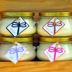 Scented Candles Jars
