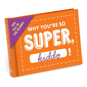 Why You're So Super, Kiddo Journal