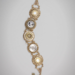 Cristal Baroque Bracelet By Grandmother's Buttons