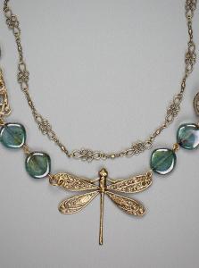 Dragon Fly Dreams Necklace