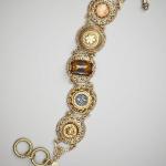 Sandstone Bracelet By Grandmother's Buttons
