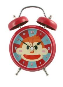 Silent Sweep Monkey Sound Alarm Clock