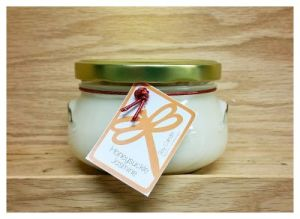 Honeysuckle Jasmine Scented Candles