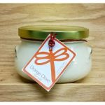 Orange Clove Scented Candle