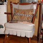Women's Sewing Chair