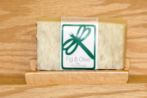 Fig and Olive Olive Oil Soap