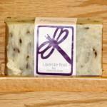 Lavender Basil Olive Oil Soap