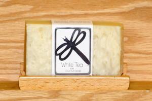 White Tea Olive Oil Soap