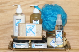 Deluxe Bath and Body Gift Set