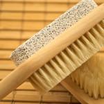 Foot Brush w/Pumice