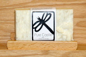 Pure Castile Olive Oil Soap