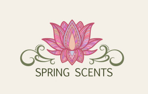 spring scents for bath and body